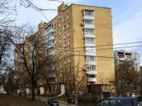 , st Malaya kalitnikovskaya, house 9. Apartment house