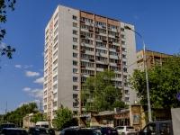 , st Malaya kalitnikovskaya, house 22. Apartment house