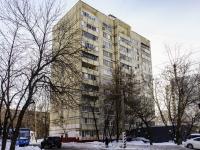 , st Malaya kalitnikovskaya, house 1. Apartment house