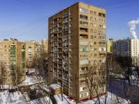 , st Malaya kalitnikovskaya, house 20 к.1. Apartment house
