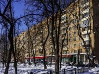 , st Malaya kalitnikovskaya, house 20 к.2. Apartment house
