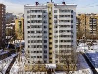 , st Malaya kalitnikovskaya, house 45. Apartment house
