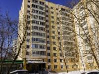 , st Malaya kalitnikovskaya, house 47А к.1. Apartment house