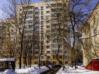, st Malaya kalitnikovskaya, house 47А к.2. Apartment house