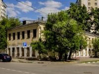 Таганский район, проезд Малый Калитниковский, дом 1/47. офисное здание