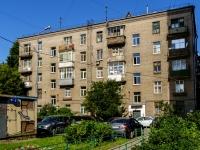 , st Rabochaya, house 6А. Apartment house