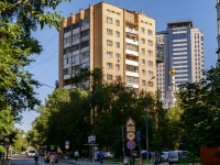 , st Rabochaya, house 13. Apartment house