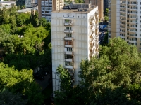 , st Rabochaya, house 14. Apartment house