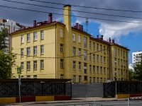 , st Rabochaya, house 34 с.1. polyclinic