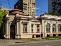 , Ln Sibirskiy, house 4. multi-purpose building