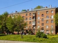 Таганский район, улица Чесменская, дом 5. многоквартирный дом