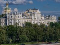 , embankment Krasnoholmskaya, house 11 с.1. Apartment house
