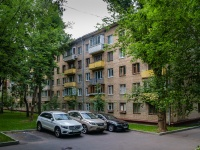 ,  , house 18 к.3. Apartment house