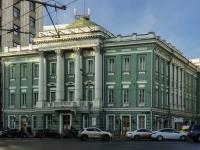 улица Большая Дмитровка, дом 1. концертный зал Дом союзов