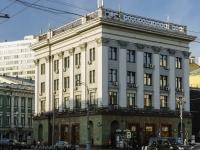 улица Большая Дмитровка, дом 2. офисное здание