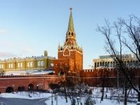 Tverskoy district, st Dvortsovaya, house 17. sample of architecture