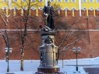 Tverskoy district, st Dvortsovaya. monument
