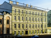 Tverskoy district,  , house 10 с.1. hotel