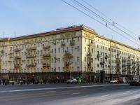 Тверской район, улица Тверская, дом 6 с.1. многоквартирный дом