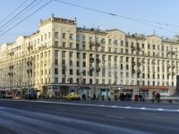 Тверской район, улица Тверская, дом 8 к.1. многоквартирный дом