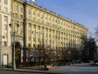 Тверской район, улица Тверская, дом 8 к.2. многоквартирный дом