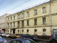 ,  , house 23/10СТР4. 公寓楼