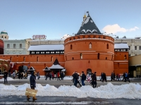 Tverskoy district, square Teatralnaya, house 5 с.1. restaurant