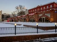 Tverskoy district, square Teatralnaya, house 5 с.2. restaurant