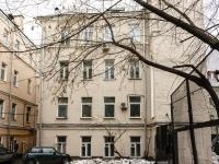 Тверской район, Лихов переулок, дом 2/3СТР2. многоквартирный дом