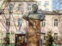 соседний дом: б-р. Страстной. памятник Ф.Н. Петрову
