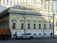 Тверской район, Страстной бульвар, дом 9. офисное здание