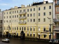 Тверской район, Страстной бульвар, дом 6 с.1. многофункциональное здание