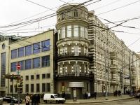 Тверской район, Страстной бульвар, дом 8. многофункциональное здание