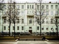 Тверской район, Страстной бульвар, дом 12 с.1. многоквартирный дом