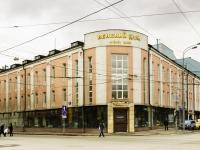 Тверской район, Страстной бульвар, дом 16. офисное здание