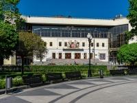 Москва, Тверской район, Цветной б-р, дом13
