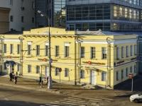 Тверской район, Цветной б-р, дом 27