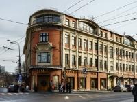 Tverskoy district, blvd Petrovsky, house 2. Apartment house