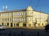 Tverskoy district, blvd Petrovsky, house 1 с.1. office building