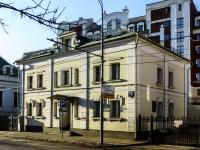 Tverskoy district, blvd Petrovsky, house 12 с.1. office building