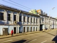 Tverskoy district, blvd Petrovsky, house 14. office building