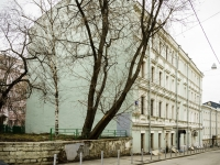 Tverskoy district,  , house 7/10. Apartment house