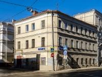Tverskoy district,  , house 13/14СТР2. Apartment house