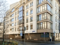 Tverskoy district,  , house 14. Apartment house
