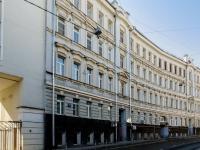 Tverskoy district,  , house 16 с.1. Apartment house