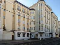 Tverskoy district,  , house 18. Apartment house