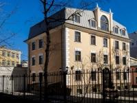 Tverskoy district,  , house 19 с.2. office building
