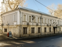 Tverskoy district,  , house 25 с.1. office building