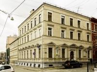 Tverskoy district,  , house 13/14СТР3. Apartment house