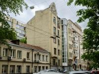 Москва, 4-я тверская-ямская улица, 22к2